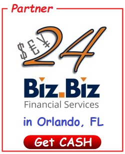 Get Cash in Orlando Florida